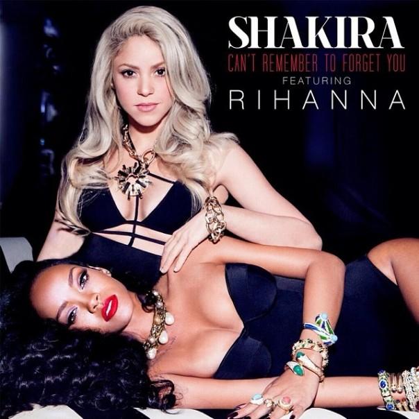 Rihanna And Shakira
